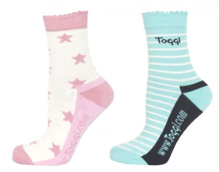 Toggi Lady Short Socks Pack of Two